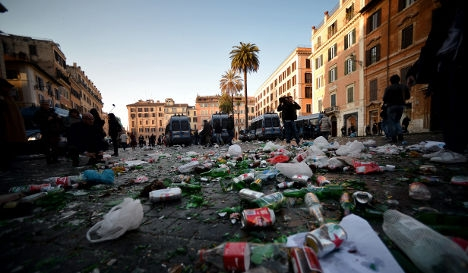 Photo by Filippo Monteforte/AFP