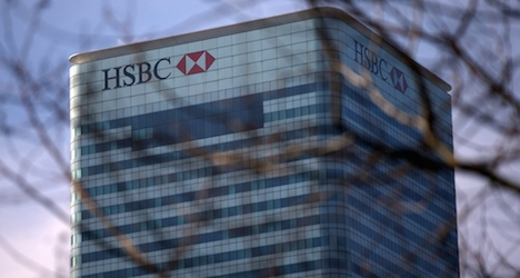 Banking giant HSBC fights another scandal