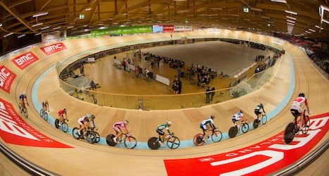 Aussie seeks record at Swiss cycling venue