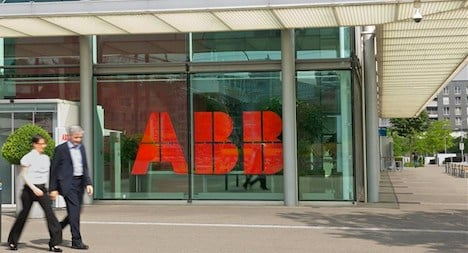 Strong dollar drags down ABB's 2014 earnings