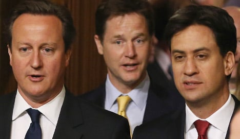Why most UK expats will shun general election