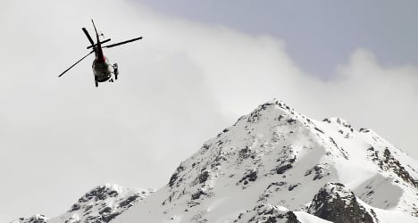 Avalanche kills four skiers in Valais Alps