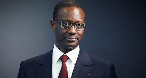 New Credit Suisse CEO 'offers hope for Africans'