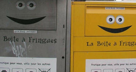 Geneva clothes bin death likely accidental: report