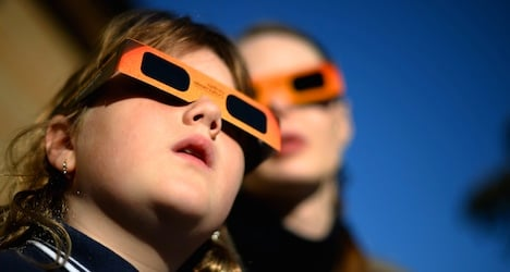 Clear skies forecast for partial solar eclipse
