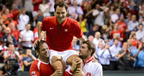 Davis Cup odds stacked against Swiss in Belgium