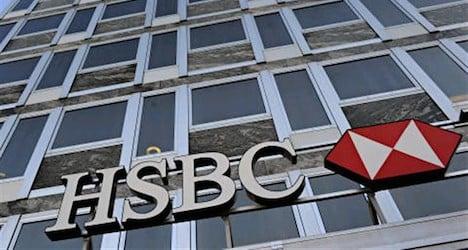 Argentina seeks billions from HSBC over taxes