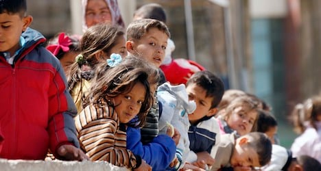 Syria and Iraq conflicts drive refugee surge: UN