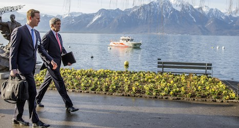 US and Iran resume nuclear talks in Montreux