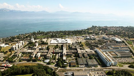 EPFL among 'fastest rising young universities'