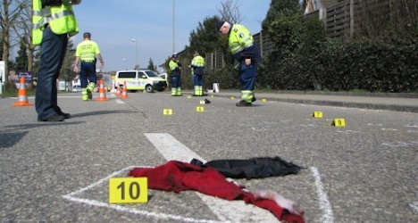 Austrian driver suspect in fatal hit-and-run