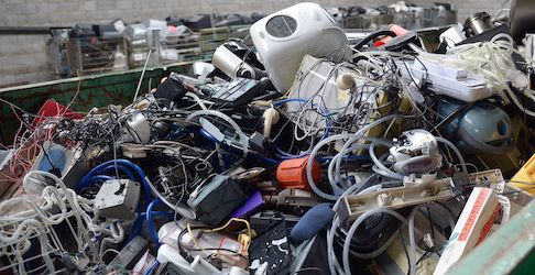 Swiss 'second worst' for dumping electrical waste