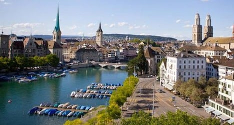 Zurich apartments are the country's costliest