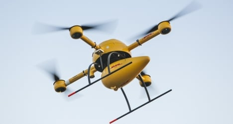 SwissPost launches tests for drone deliveries