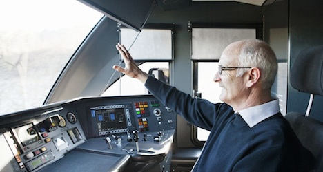 SBB looks abroad to hire needed train drivers