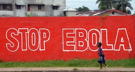 Ebola cases in West Africa rise to 26,000