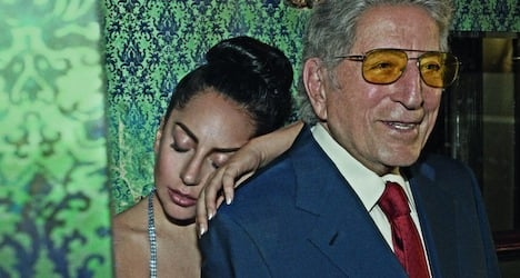 Lady Gaga and Tony Bennett to hit Montreux