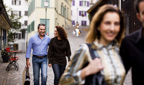 Swiss stay among top countries for 'wellbeing'