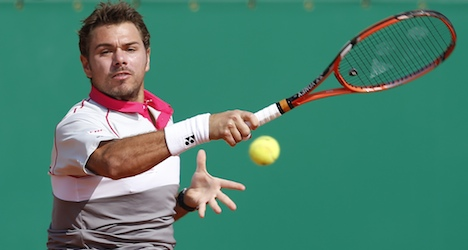 Wawrinka announces separation from wife