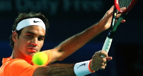 'Nadal still man to beat' in French Open: Federer