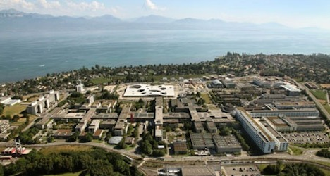 EPFL ranked world's top 'young university'