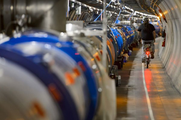 CERN's particle smasher resumes operations