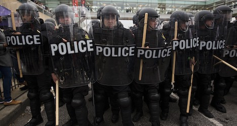 US admits police killings thwart civil rights