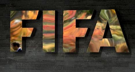 Fifa bans Tahiti football official for eight years