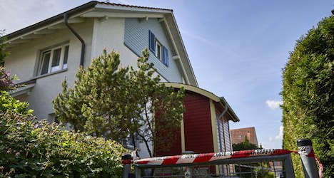 Swiss police track 2,000 'potentially violent' cases