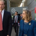 Prince William meets Swiss-based nature org