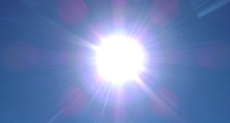 Heat wave expected to roll across Switzerland