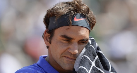 Federer joins Murray and Nadal in Wimbledon draw