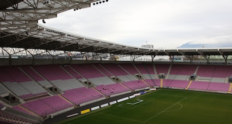Servette FC booted from Swiss football league