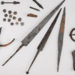 Artifacts found on 700-year-old battle 'site'