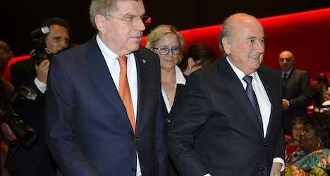 Fifa's Blatter to skip Olympic meeting