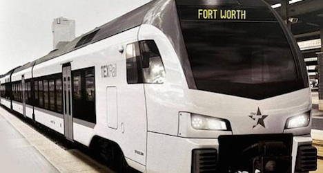Stadler expands with Texas rail-car order