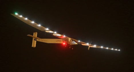 Bad weather forces Solar Impulse to fly to  Japan
