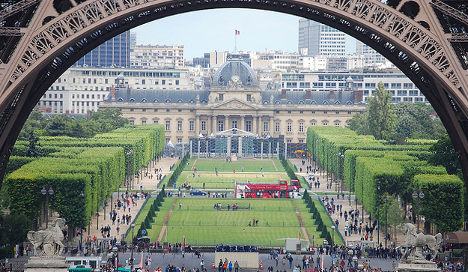 What an Olympic Games in Paris would look like