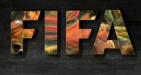 Fifa official to remain in custody: Swiss court
