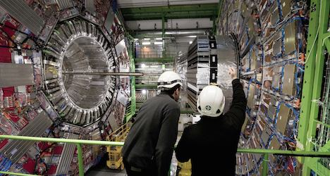 CERN's particle smasher set for new experiments