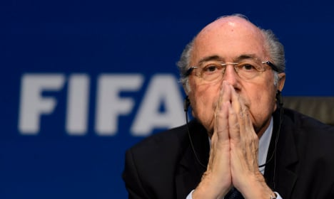 'Political interventions before World Cup votes'