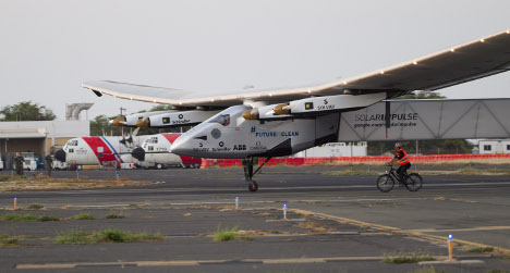 Solar Impulse 2 to be grounded 'for months'