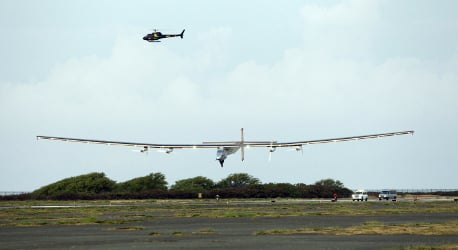 Millions needed by Solar Impulse after grounding