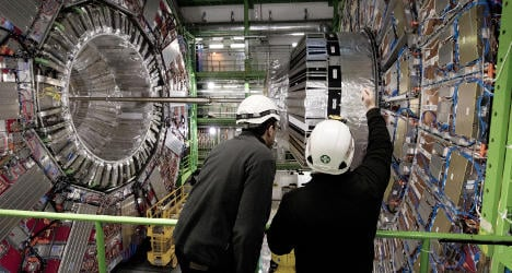 Scientists discover new particle: the pentaquark