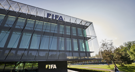 US formally seeks Fifa officials' extradition