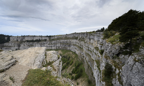 French bodies found in Swiss nature reserve
