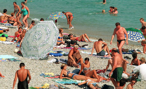 How to keep cool during France's heatwave