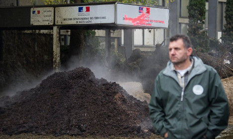 Why the French back their striking farmers