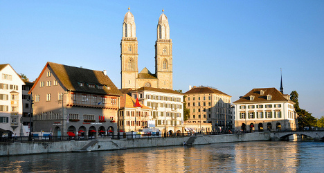 Report: Swiss are freest people in Europe