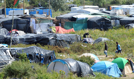 Calais: New migrant camp 'is not the answer'